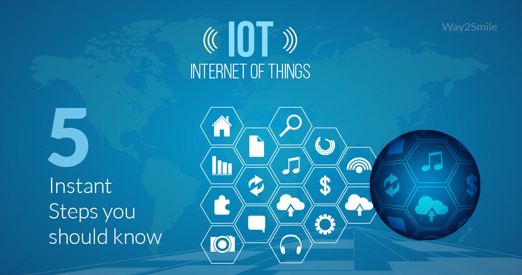 How to build a successful IoT business model? 5 Instant Steps you should know